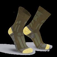 Κάλτσες K - Power Half - Cut Army