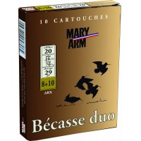 MARY ARM BECASSE DUO 29gr CAL.20