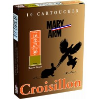 MARY ARM CROISILLON 30gr CAL.16