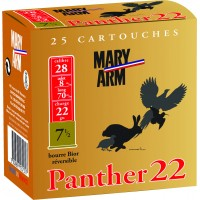 MARY ARM PANTHER 22gr CAL.28