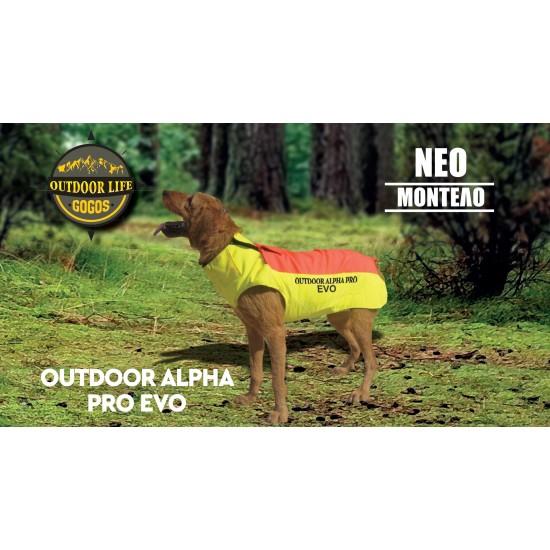 Γιλέκο προστασίας σκύλων OUTDOOR ALPHA PRO EVO Τ60