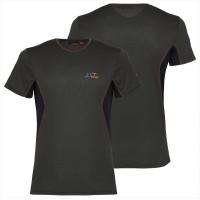 T-Shirt ZOTTA FOREST AMBIT χακί
