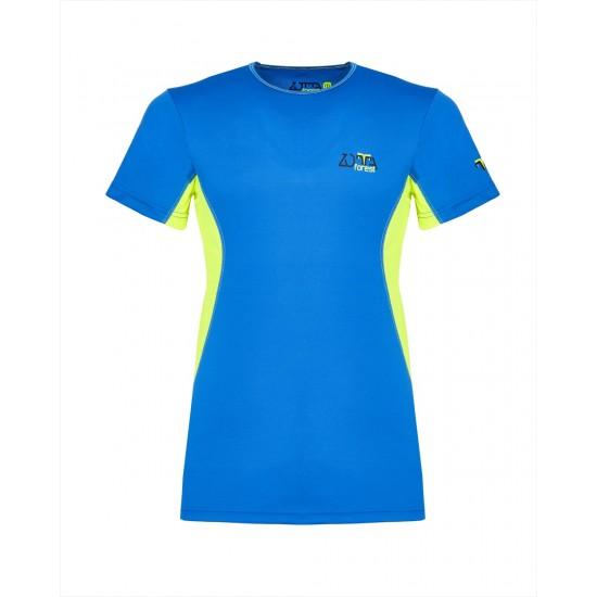 T-Shirt ZOTTA FOREST AMBIT μπλε