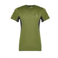T-Shirt ZOTTA FOREST AMBIT λαδί