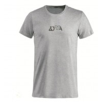 T-Shirt ZOTTA FOREST FRESH γκρι