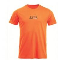 T-Shirt ZOTTA FOREST FRESH πορτοκαλί