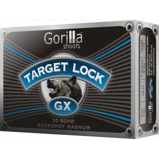 """GORILLA Target Lock GX 10βολα 3"""" MAGNUM"""